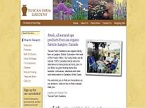 Tuscan Farm Gardens
